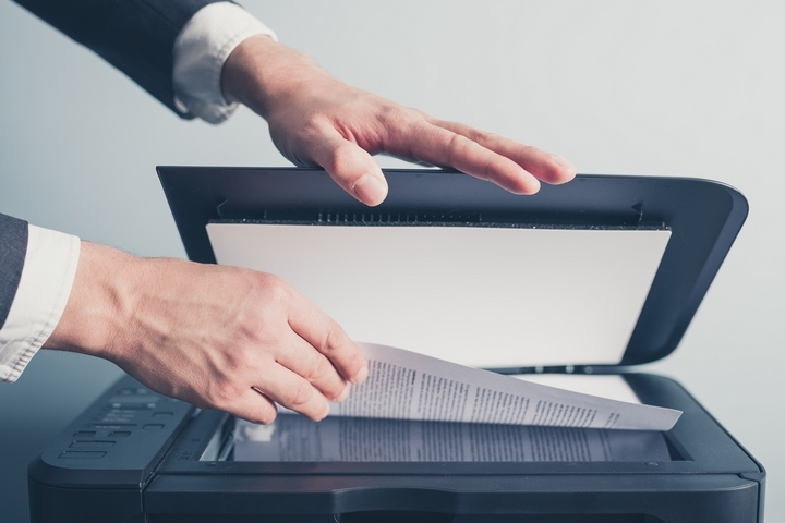 7 Business Benefits of Scanning Your Documents