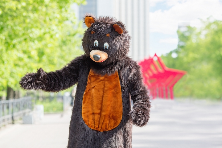 4 Tips for Wearing a Mascot Costume
