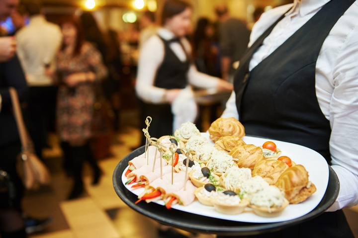 6 Different Types of Catering Services