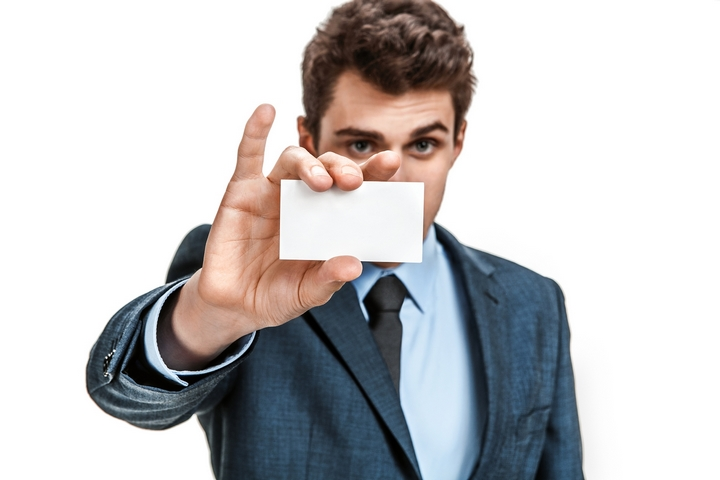 4 Reasons Why Business Cards Still Matter