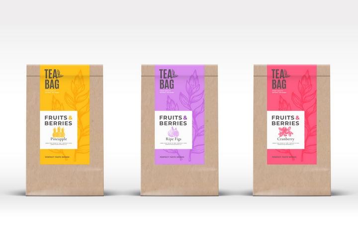 7 Most Creative Tea Packaging Design Ideas